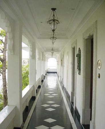 创意 建筑/湖上皇宫地点:印度乌代普