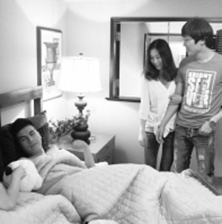 样板房里上演夫妻生活真人秀--中国宁波网-对外