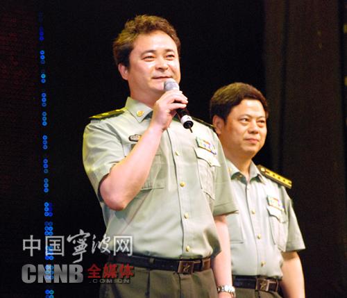 """第四届中国(宁波)农民电影节""""唱响""""经典红歌(组图)图片"""