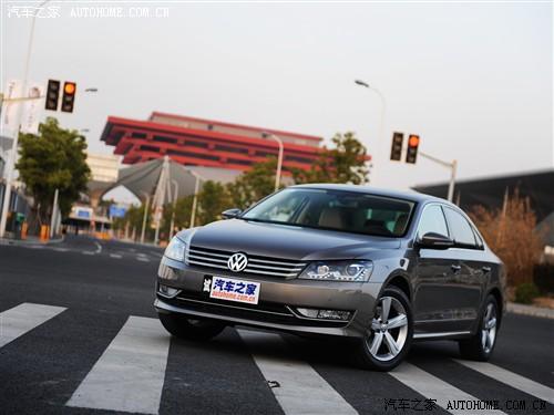 『上海大众 全新帕萨特』-售价不超20万 全新帕萨特将增1.4T车型高清图片
