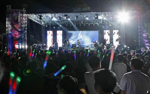 体验线路九:千岛湖广场音乐狂欢之旅