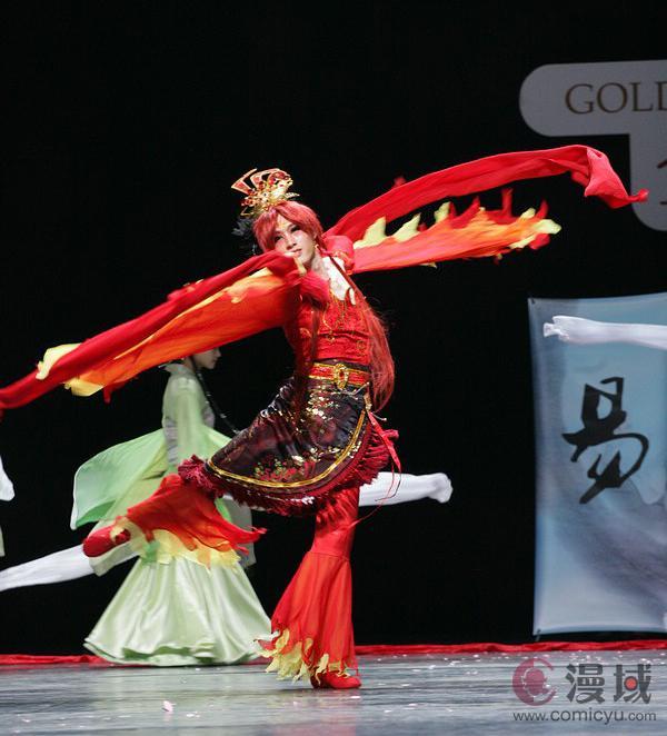 剑的风情 中国动漫网独家专访COSER墨鑫