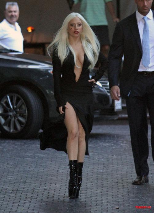 明星 明星街/Lady Gaga
