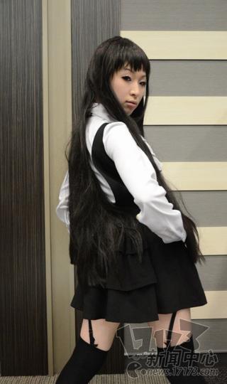成人礹c.���_日本18禁成人cosplay展坑爹集锦-c