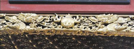 寧波古建筑裝飾中的龍文化解說