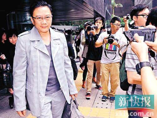 富商刘定成涉嫌非礼及刑事恐吓男艺人