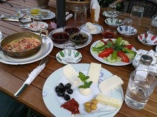 围观世界各地异常丰盛早餐 图-早餐,蓝莓酱,pa