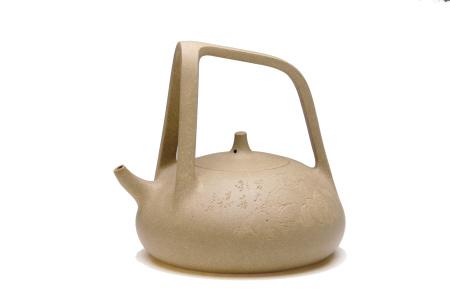 茶壶把手绳子的编法