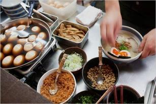 为何日本人吃碗拉面都会流泪-切面和,荞麦面条