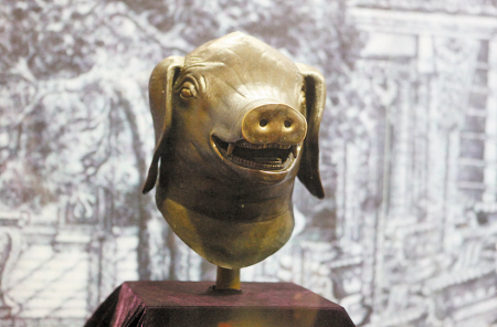 宁波/猪首...