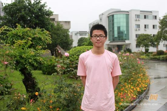 宁海高考文理科状元均来自宁海中学