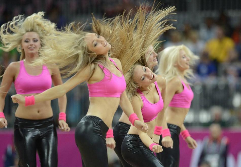 2012伦敦奥运会的性感瞬间组图 性感