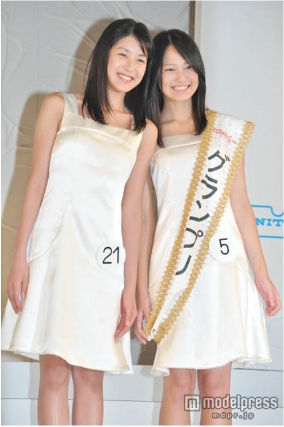 日本美少女13岁少女夺冠 海量照片曝光 日本国
