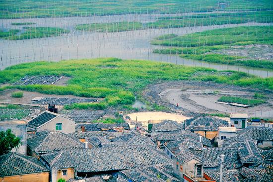 福建霞浦沙江 最淳美的海岸渔村