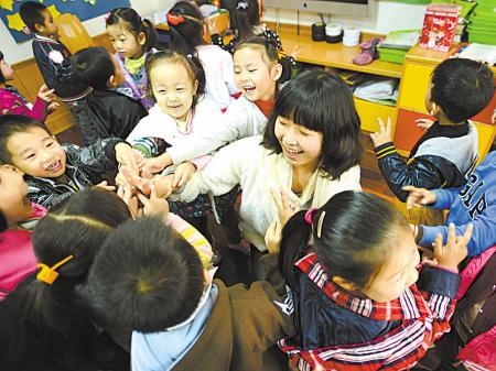 好幼师的标准不是证书,而是爱心-幼教,爱心