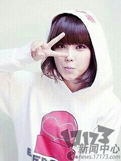 妹妹 李智恩/国民妹妹IU担任《永恒之塔》新版本宣传模特