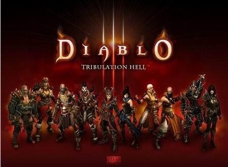 游戏英雄联盟暗黑3最新图片