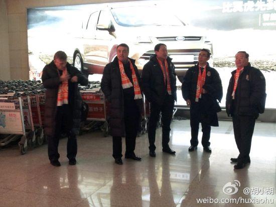 济南飞机场接机