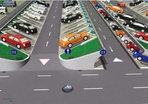 双层停车位设计图