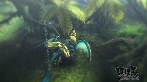 怪物猎人 宣传片 震撼登场 公布 《怪物猎人g》/暴锯龙震撼登场《怪物猎人G》新宣传片公布