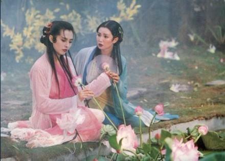 刘亦菲 林心如 刘涛/张曼玉王祖贤《青蛇》