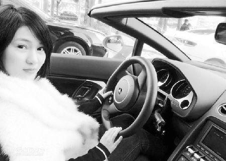 跑车玛莎拉蒂的标志,每款车的价格都以数百万计.红十字,则是高清图片