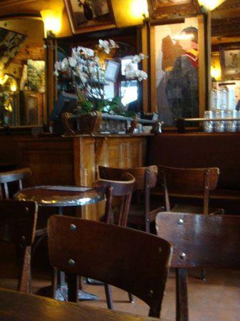 慢享法国 调色盘 咖啡馆高清图片
