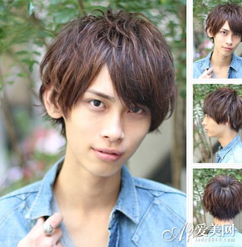 男生短发发型 帅气又迷人