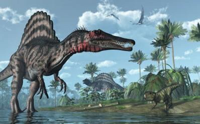 盘点令人恐惧的史前动物 恐龙和猪都上榜图片