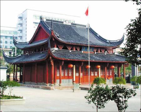 宁波的孔庙与学宫