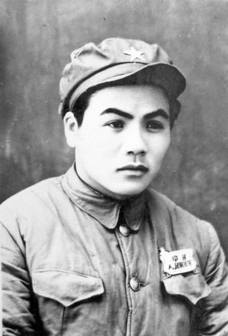 曾在朝鲜战场击落4架美军飞机的英雄江震是阿拉宁波人