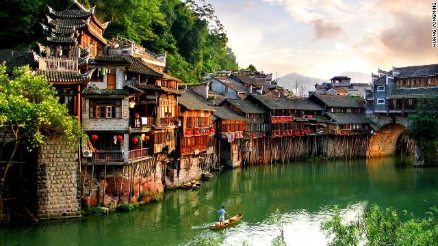 一睹全球31处最美的风景-世界上