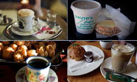 实拍世界各地早餐中的特色饮品图片