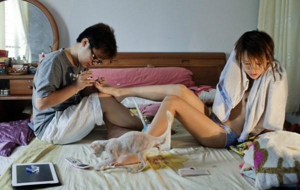为孝顺出卖肉体 越南少女可悲的性契约