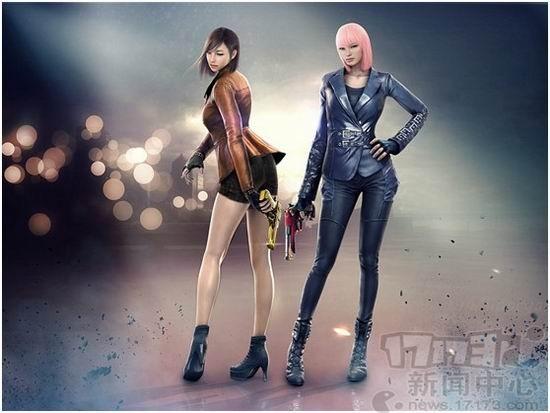 人物 洛奇/MIN&JIA