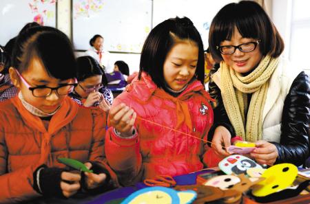 宁波小学孩子少年宫:学校的开心乐园读后感西游记城市作文图片