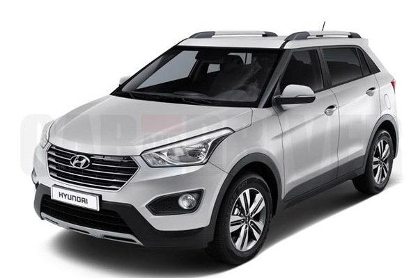 北京现代小型SUV 将于2014年10月上市高清图片