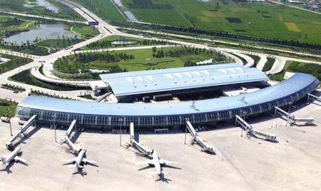宁波栎社国际机场; 宁波海关支持地方经济发展; 宁波海关支持地方经济