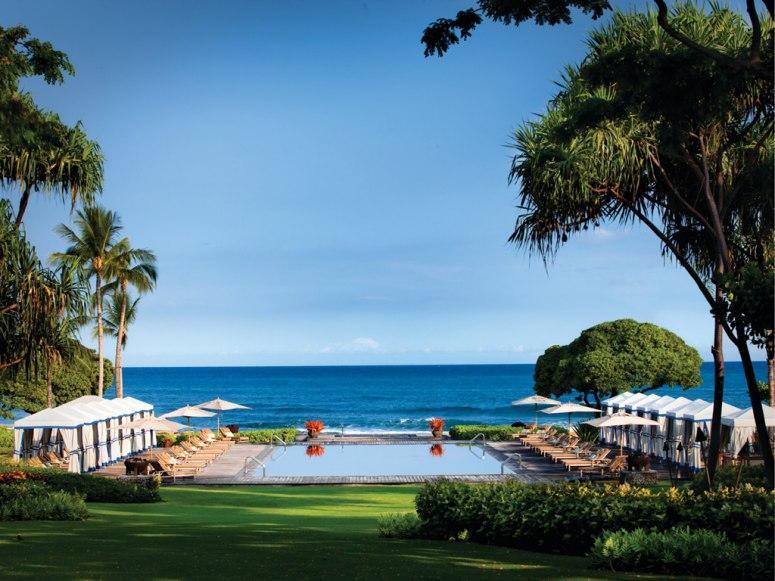 夏威夷 酒店 中国/霍阿拉拉四季酒店卡乌普勒胡历史遗迹店夏威夷大岛