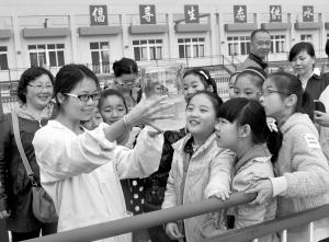 """""""环保·故乡·山江海""""第二站走进东钱湖水厂"""