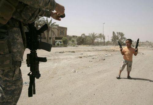 伊拉克战争_伊拉克贩卖人口