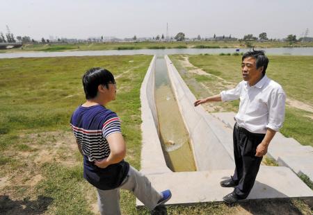 这段隋堤,是隋唐运河的一段遗存