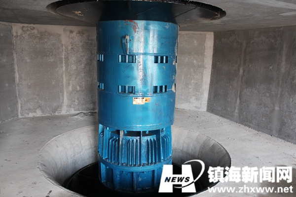 净水机压力罐内部结构