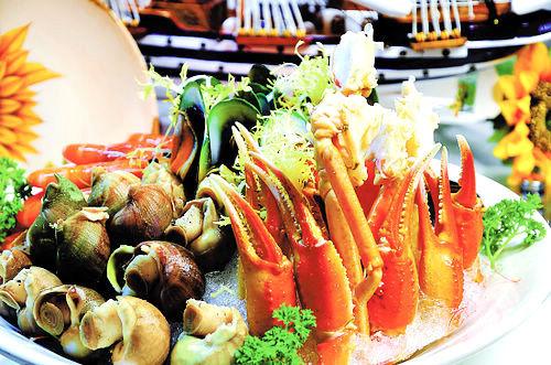 中西大餐 在澳门吹响美食的号角