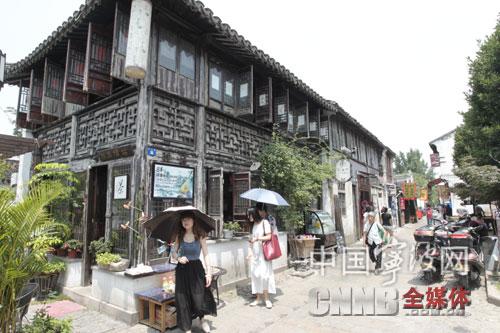 平江历史街区 依河而建的苏州生活