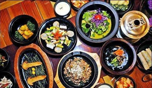韩国饮食_