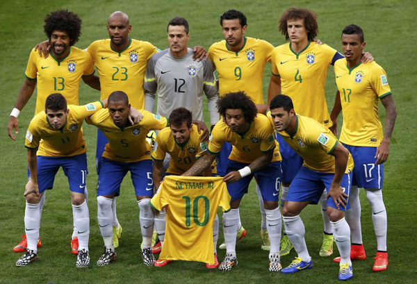For Brazil fans, a debacle even worse than 1950