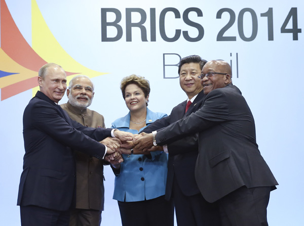 BRICS eyes closer partnership