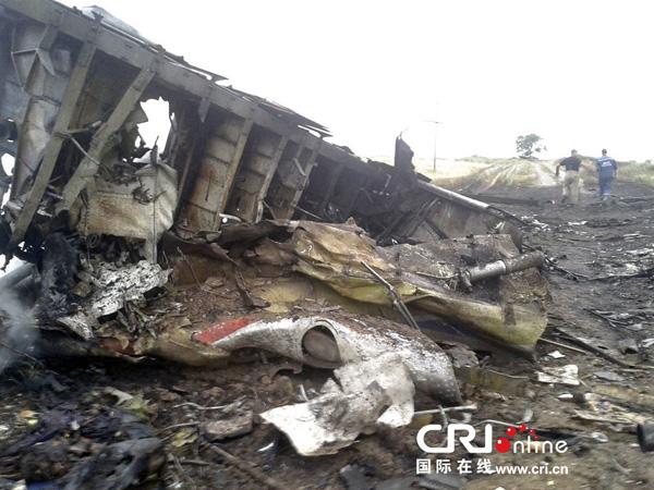 英媒:马航航班或为节省燃料抄近路遭击落(图)