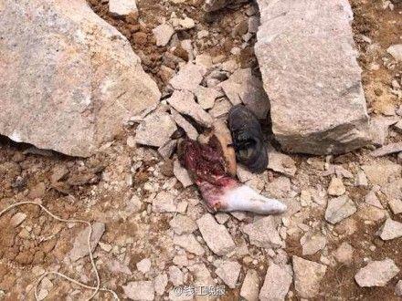 浙江温州苍南一采石场发生塌方 4人被埋-采石
